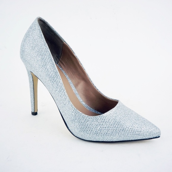41b650d0d4b Call It Spring Shoes | Womens Agrirewiel Heel Pumps Silver | Poshmark